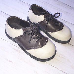 Children's Place Saddle Shoes Size 8 Kids